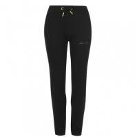 Pantaloni jogging Superdry Established negru 02a