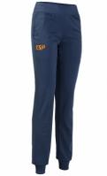 Pantaloni lungi Joma Poly Coe bleumarin pentru Dama
