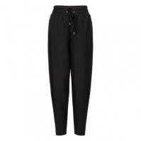 Pantaloni LA Gear fara mansete Woven pentru Dama negru