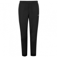 Pantaloni LA Gear cu mansete Woven pentru Dama negru