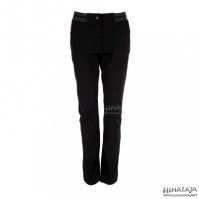 Pantaloni Lawu a negru