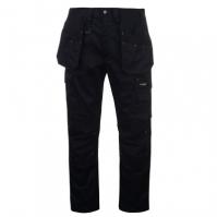Pantaloni lucru Dunlop Stretch pentru Barbat negru
