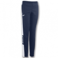 Pantaloni lungi Joma Champion Iv bleumarin-alb pentru Dama