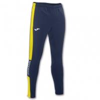 Pantaloni lungi Joma Champion Iv bleumarin-galben