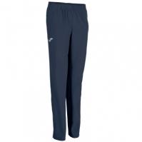 Pantaloni lungi Joma Campus II Micro Dark bleumarin pentru Dama