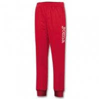 Pantaloni lungi Joma Polyfleece Suez rosu