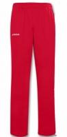 Pantaloni lungi Joma Champion II Poly rosu pentru Dama