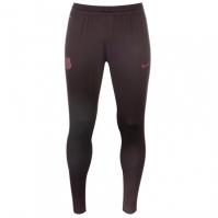 Pantaloni Nike Barcelona Vaporknit Strike 2019 2020 rosu burgundy albastru