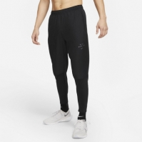 Pantaloni Nike Essential Run Division Hybrid alergare pentru Barbat negru