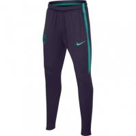 Pantaloni Nike FC Barcelona Dry Squad mov dynasty
