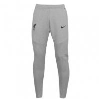 Pantaloni Nike Liverpool Tech . 2020 2021 pentru Barbat gri