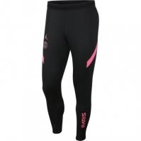 Pantaloni Nike Paris Saint Germain x Jordan Vaporknit Strike pentru Barbat negru hyperpink