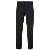 Pantaloni Paul Smith Tailoring Bold Check bleumarin