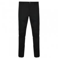 Pantaloni Paul Smith Tailoring PS Strtch Wool Sn09 negru