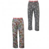 Pantaloni pijama Set 2 pentru Barbat cu personaje