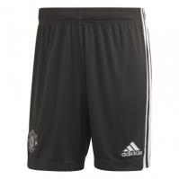 Pantaloni scurti adidas Manchester United Away 2020 2021 verde