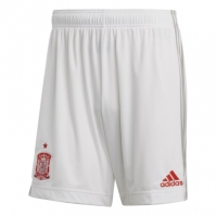 Pantaloni scurti adidas Spania Away 2020 alb