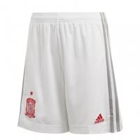 Pantaloni scurti adidas Spania Away 2020 pentru Copil alb