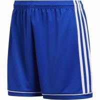 Pantaloni scurti Adidas Squad 17 SHO W albastru S99152 Dama teamwear adidas teamwear