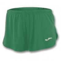 Pantaloni scurti alergare Joma verde