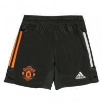 Pantaloni scurti antrenament adidas Manchester United 2020 2021 pentru Copil verde