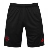 Pantaloni scurti antrenament adidas Manchester United 2021 pentru Barbat negru