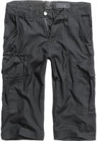 Pantaloni scurti cargo Havannah negru Brandit