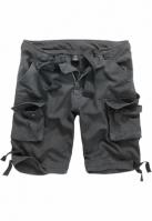 Pantaloni scurti cargo Urban Legend gri carbune Brandit