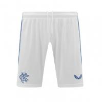 Pantaloni scurti Castore Rangers Cup 2020 2021 alb
