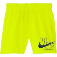 Pantaloni scurti de baie Nike Logo Solid Lap galben NESSA771 731 Copil pentru Copil