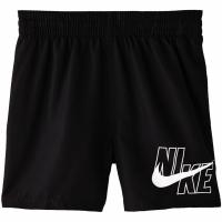 Pantaloni scurti de baie Nike Logo Solid Lap negru NESSA771 001 Copil pentru Copil