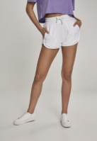 Pantaloni scurti de plaja pentru Dama alb Urban Classics