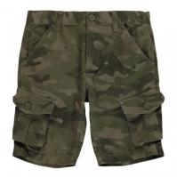 Pantaloni scurti Firetrap BTK pentru baietei