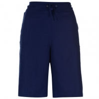 Pantaloni scurti Full Circle Linen pentru Dama bleumarin