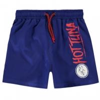Pantaloni scurti Hot Tuna Logo pentru baietei albastru