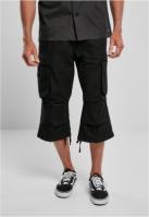 Pantaloni scurti Industry Vintage Cargo 34 negru Brandit