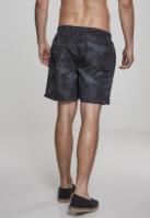 Pantaloni scurti inot Camo inchis-camuflaj Urban Classics