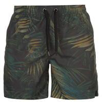 Pantaloni scurti inot Firetrap Blackseal Tropical