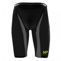 Pantaloni scurti inot Michael Phelps Michael Phelps Xpresso pentru Barbat negru argintiu