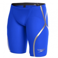 Pantaloni scurti inot Speedo LZR Racer X pentru Barbat albastru auriu