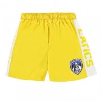 Pantaloni scurti inot Team Oldham Athletic pentru baietei galben