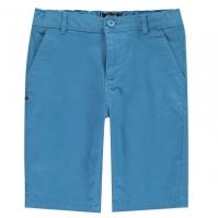 Pantaloni scurti Kangol Chino pentru baietei albastru