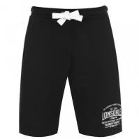 Pantaloni scurti Lonsdale Box Lightweight pentru Barbat negru