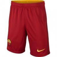 Pantaloni scurti Nike AS Roma Acasa 2020 2021 pentru Copil rosu