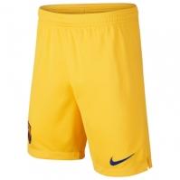 Pantaloni scurti Nike Barcelona Away 2019 2020 pentru Copil albastru