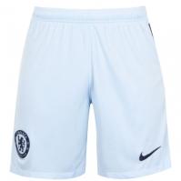Pantaloni scurti Nike Chelsea Away 2020 2021 deschis albastru