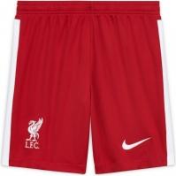 Pantaloni scurti Nike Liverpool Acasa 2020 2021 pentru Copil rosu