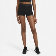 Pantaloni scurti Nike Pro 3 Inch pentru Dama negru gri