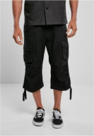 Pantaloni scurti Urban Legend Cargo 34 negru Brandit