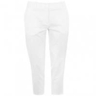 Pantaloni Skechers Woven pentru Dama alb